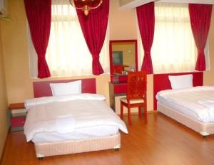 Стаи в Хотелски комлекс Конак Момчилград